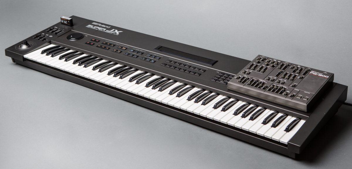 Blue Box: Roland JX-10, MKS70, Super-JX - AMAZONA.de