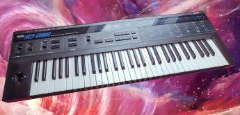 Green Box: Korg DW-8000, EX-8000 Synthesizer (1985)