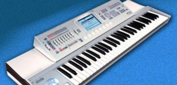 Test: Korg M3 Xpanded Workstation