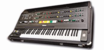 Blue Box: Yamaha CS-80 analoge Synthesizer-Legende