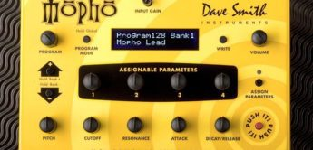 Test: Dave Smith Instruments Mopho