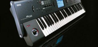 Test: Korg M50