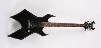Test: BC Rich, Warlock Bronze, E-Gitarre