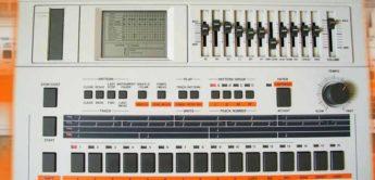 Black Box: Roland TR-707