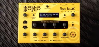 Test: DSI Mopho Desktop-Analogsynthesizer