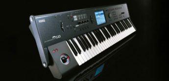 Test: Korg M50 Synthesizer Workstation
