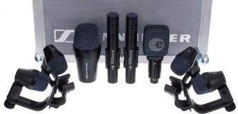 Test: Sennheiser Evolution 900 Serie Schlagzeug-Mikrofone