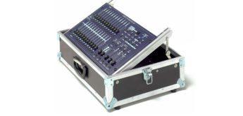 Test: Thon Case, Koffer mit Kippmechanik für 19″ Mischpulte