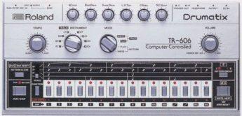 Black Box: Roland TR-606