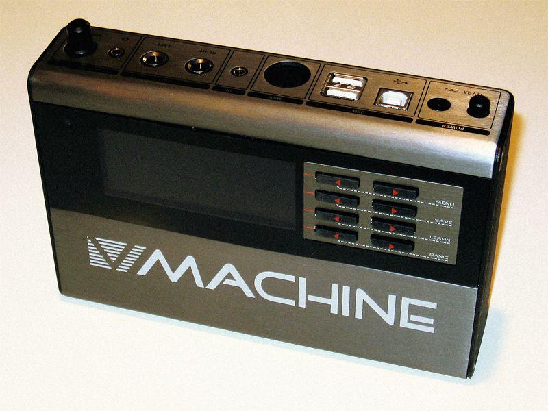 v machine