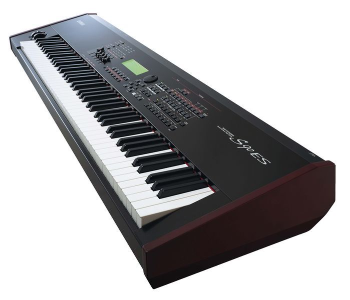 Yamaha Motif Xs 6 Workshop: Know-How Live-Keyboarder, Teil 1 - Seite 2 von 5 - AMAZONA ...