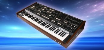 SPECIAL: Elka Synthex, Analogsynthesizer