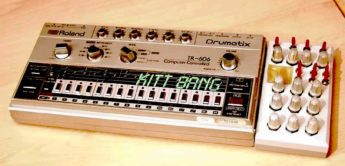 Workshop: Roland TR-606 Circuit Bend und Mod