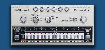 Black Box: Roland TR-606 Analog-Drumcomputer