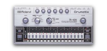 Black Box: Roland TR-606 Analog-Drumcomputer