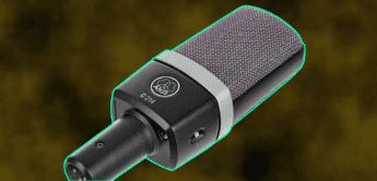 Test: AKG C214, Studiomikrofon