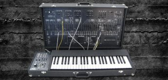 Blue Box: ARP 2600 semi-modularer Synthesizer
