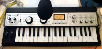 Test: Korg microKorg XL VA-Synthesizer