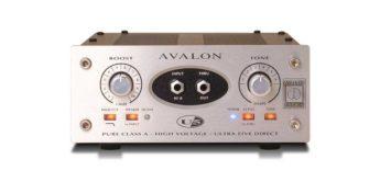 Test: Avalon U5, Instrumenten DI Preamp