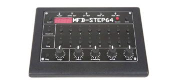 Test: MFB Step64, Stepsequencer