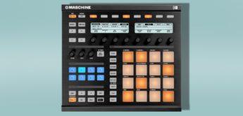 Test: Native Instruments Maschine Groovebox 2009