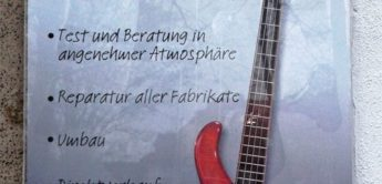 Interview: Eduard Tüske / Phantom Guitars & Basses
