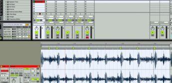 Test: Ableton LIVE 8