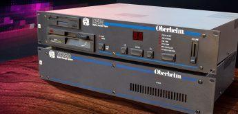 Green Box: Oberheim DPX-1 Sampleplayer & HDX-20 (1987)