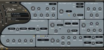 Test Rob Papen RG Rhythm-Guitar-Software-Synthesizer