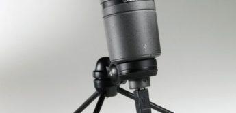 Test: USB-Mikrofone