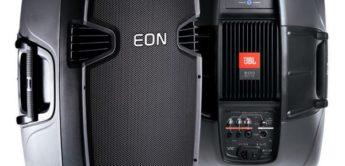 Test: JBL EON 515 Aktivlautsprecher
