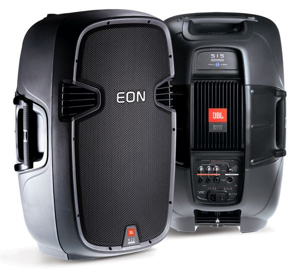 test jbl eon 515 aktivlautsprecher. Black Bedroom Furniture Sets. Home Design Ideas