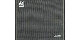 Test: Ampeg, BA600-115, Bassverstärker