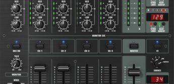 Test: Behringer Pro Mixer DJX750