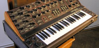 Blue Box: Crumar DS2, Analogsynthesizer