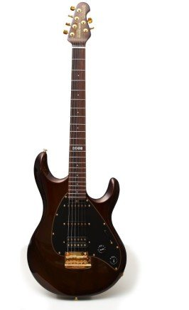 -- MusicMan Silhouette Special Limited 2008 --