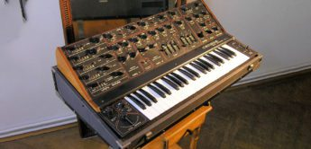 Blue Box: Crumar DS-2, Analogsynthesizer