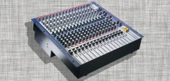 Test: Soundcraft GB2-16R Live-Mischpult