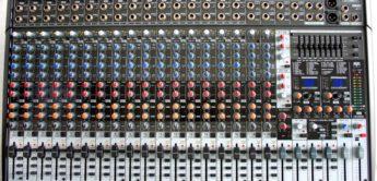 Test: Behringer Eurodesk SX2442FX