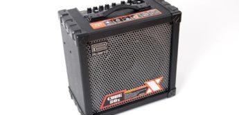 Test: Roland, Cube-80X, Gitarrenverstärker