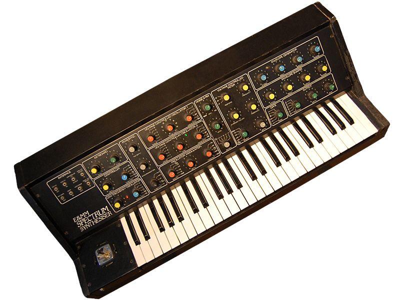 Blue Box: E&MM Spectrum Synthesiser - AMAZONA.de