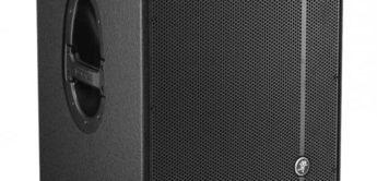Test: Mackie 2-Weg-Aktivbox HD 1521