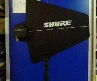 Test: Shure UHF-R Serie Drahtlosanlage