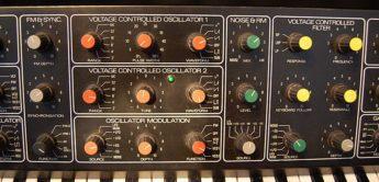 Blue Box: E&MM Spectrum Synthesiser