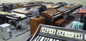 Synthesizer Museum: Analog Gallery in Büron Schweiz