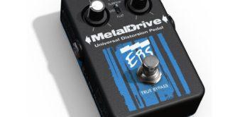 Test: EBS, Stanley Clarke Bass WahWah&Metal Drive, Effektpedale für Bass