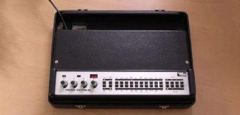 Black Box: Hohner Rhythm 80 Analogdrumcomputer