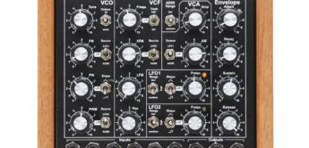 Test: Doepfer Dark Energy I, Analog-Synthesizer