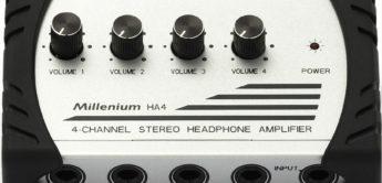 Millenium-HA4-Kopfhörerverstärker