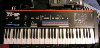 Blue Box: Roland JX-3P + PG200, MKS30